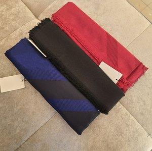 brand designer Scarf for Women Letter Pattern Silk Wool Thick Scarfs Warm Scarves Size 140X140CM JA12x