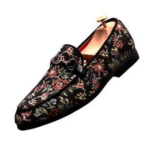 Luxury 2021 Newest designer shoes shoes chaussures pour hommes Dress Party shoes 508
