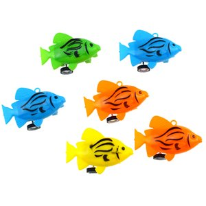 Color mini Sea Animal Model Set Cartoon Creative Boomerang Toy on The Market Selling Children Fall Resilience Animals Kids