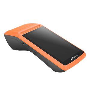 Printers PDA 58mm Bluetooth Thermal Receipt Printer 3G WiFi Mobile Order Terminal Handheld Android 8.1 Free APP Loyverse