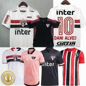 2021 2022 ساو باولو لكرة القدم الفانيلة لوسيانو ليزيرو بابلو بابلو داني ألفيس 20 21 22 كرة القدم الرجال والاطفال قميص