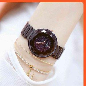 BS New Star Face Catena con diamante Full Diamond Watch Watch Band in acciaio 1572