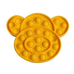 Push Pop Bubble Fidget Sensory Toy Stress Reliever Stress Relief Toys Pop Fidget Toy Stress Anxiety Relief Toys For Child Kids 697 Q2