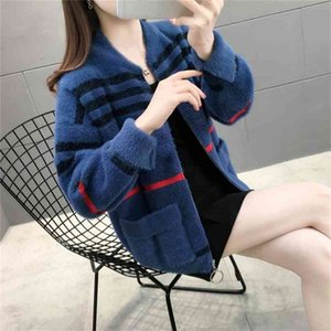 20ss women sweater Ladies pullover turtleneck cashmere chunky knit high-end ladies jumpers plus size chunky knit Print sweat shirt