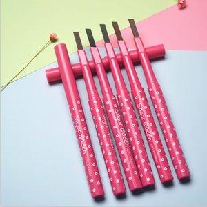 5 Colors Automatic Rotation Eyebrow Pencil Waterproof Long Lasting Easy To Apply Eye brow Makeup Enhancers Cosmetics
