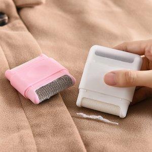Mini Lint Remover Manuale Manuale Capelli Ball Trimmer Fuzz Pellet Tagliatrice Portatile Epilatore Maglione Clothe Shaver Lavanderia Strumento di pulizia