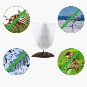 Other Garden Supplies 1PCS Tree Shrub Plant Protection Bag Antifreeze Cover Gardening Tool Non-Woven Winter Protective