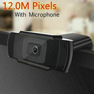 Webcams USB Webcam 1080P Full HD And Microphone Computer For Pc Laptop Webcast Plug Desktop Q7F5