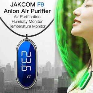 JAKCOM F9 Smart Necklace Anion Air Purifier New Product of Smart Wristbands as iwo w46 smart fitness wristband smartwatch iwo 13