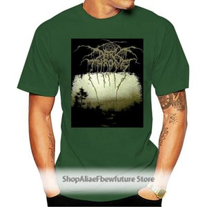 Darkthrone Black Death Beyond Shirt S M L Xl Dark Throne Tshirt T-Shirt Short-Sleeved Tee Women's