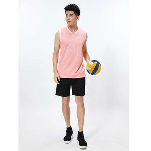 2021 22 volleyball Men's and women's racquet suits custom-made outdoor sports short-sleeved team training uniforms student competition jerseys summer a cheapppcooll