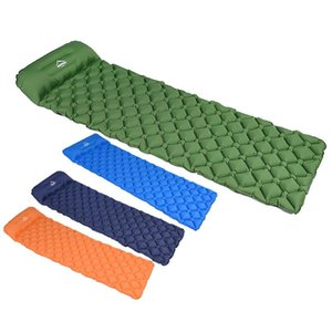 Inflatable Floats & Tubes WIDESEA Camping Sleeping Pad Most Comfortable Mattress With Pillow Tent Backpacking