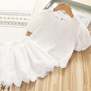 D Baby Girls Suspender Dresses Sumner 2021 Kids Boutique Clothing Kids Girls Dresses Special Products 104 Z2