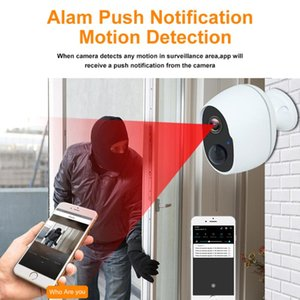 Cameras Security IP Camera 1080P Wifi Home Surveillance System PIR Wireless Outdoor 2-Way Audio For Anti-theft
