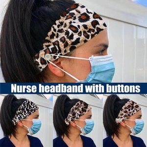 Headband Sport Button Yashmak Holder Wearing A Yashmak- Protect Your Ears With Headban Yoga Accessories Hair Bands