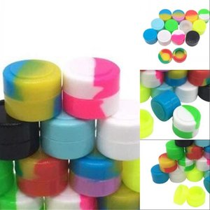 2 Ml Silicone Non-stick Container Dab Jar For Concentrate 100 Pcs 43 V2
