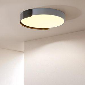 Ceiling Lights Nordic Macaron Lamp Modern Children's Room Simple Bedroom Creative Entrance Light