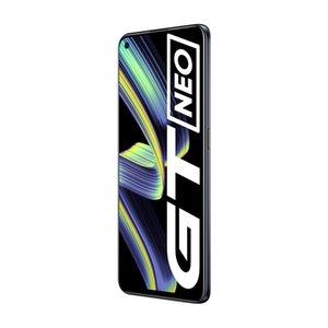 Original Realme GT Neo 5G Mobile Phone 8GB RAM 128GB ROM MTK Deminsty 1200 64.0MP AI 4500mAh Android 6.43 inch AMOLED Full Screen Fingerprint ID Face NFC Smart Cellphone