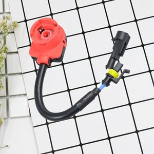 Xenon Lamba D2S Adaptörü Kablo Tel Demeti Çift İletişim Dönüştürücü Bağlayıcı Ampüller Soket Diğer Aydınlatma Sistemi