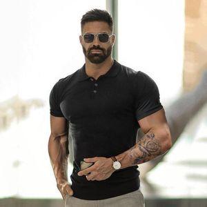 Мужские футболки летние спорты с короткими рукавами с короткими рукавами.