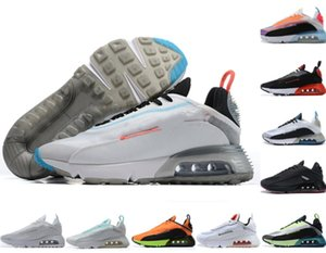 high quality 2090 outdoor men women running shoes Be Ture Pure Platinum Magma Orange Black White Duck Camo mens trainer sports sneakers