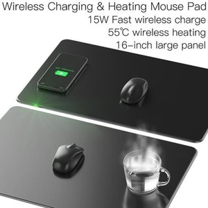JAKCOM MC3 Wireless Charging Heating Mouse Pad new product of Cell Phone Chargers match for casey hayward dan feeney 10v usb power adapter