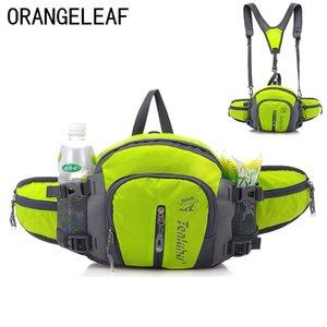 Hot selling à prova d 'água engraçado pacote agradável multi-função nylon cintura cintura ombro lj200930