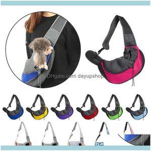 Pet Supplies Home & Gardenpet Puppy Carrier S L Outdoor Travel Dog Shoulder Bag Mesh Oxford Single Comfort Sling Handbag Tote Pouch Car Seat