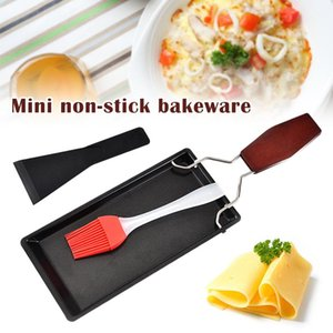 Tools & Accessories Portable Mini Cheese Grill Non-stick Butter Pan Home Durable Baking Tray Oven Kitchen Tool