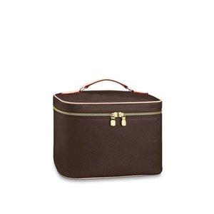 Nice Makeup Cosmetic Bag Toiletry Pouch Cases Women Travel Bags Clutch Handbags Purses 3 sizes Mini Wallets 42265 LB176