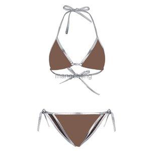 Novo Bikini Swimwear para Mulheres Quente Marca Banheira Terno Beachwear Verão Um pedaço Sexy Lady G Letter Flor Imprimir Swimsuit Swimsuit Swimsuit Swimsuit Swimsuit