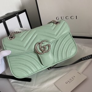 GUCCI High Quality designers Fashion womens CrossBody bag Shoulder Bags Letter Handbag ladies purse 2021 Chains Cross Body Clutch Camera Handbags