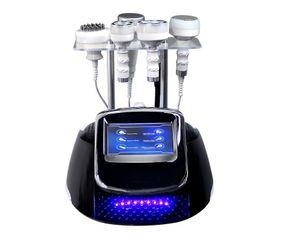 Güçlü 80 K Zayıflama Çok Fonksiyonlu Ekipman Ultrason Kavitasyon RF Vakum Yağ Kilo Kaybı Yüz Germe Vücut Masaj Şekli Makinesi Azaltın Ev ve Salon