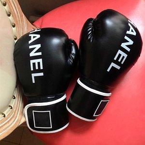 CH An Spalding 권투 장갑 한정판 빈티지 복고 스타일 성인 Sandbags Parry Mens Womens 싸움 훈련 Sanda Muay Thai 10oz-14oz