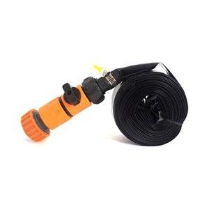 USA STOCK PISSOLO ACQUA SPORT 26FT Sprinkler Trampolino Accessori Estate Outl Estate Ugello Park Toys Tryn Irrigazione