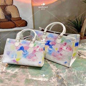 الأزياء الفاخرة حمل حقيبة حقائب الأم جدار الجافة نمط يمكن التدرج قطريا تصميم واحد الألوان المائية النساء التسوق حقيقي أكثر