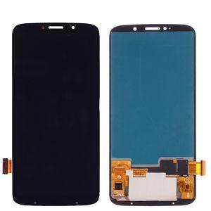 Для Motorola Moto Z3 Play XT1929 Панели дисплея ЖК-дисплей Сенсорный экран Замена цифрователя Сборка OEM Тест Строго