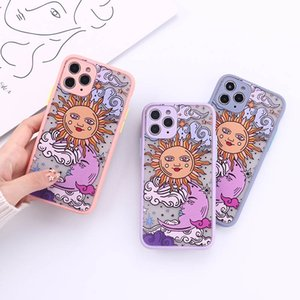 Lens Camera Protection Phone Cases For iPhone 12 11 Pro Max Xr Xs 7 8 Plus Shockproof Skin Feeling Back Cover