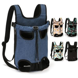 High Quality Pet Dog Carrier Backpack Breathable Camouflage Outdoor Travel Products Bags For Small Cat Chihuahua Car Seat Covers
