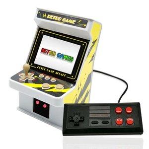 "Portable Game Players 1Set 2.8"" Screen Handheld Console 8Bit Machine 256 Games Mini Arcade"