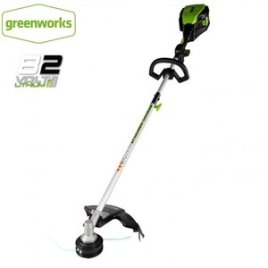 Electric Trimmers ARRIVAL Greenworks 82V 16-Inch Cordless Brushless Top Mount String Trimmer Grass Tool Only Free Return