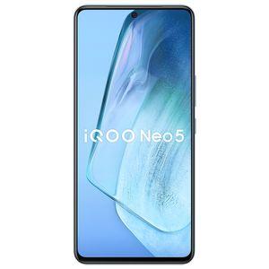 Original Vivo iQOO Neo 5 5G Mobile Phone 12GB RAM 256GB ROM Snapdragon 870 Octa Core 48.0MP 4400mAh Android 6.62 inch Full Screen Fingerprint ID Face Wake Smart Cellphone