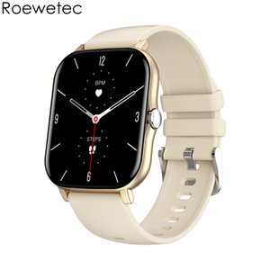 Smart Watch KT48 Big 1.7 inch screen display IP68 Waterproof Heart Rate Blood Pressure Oxygen Multi-Sport mode Smartwatch Fitness Push Message Sleep Music cotrol