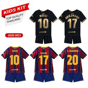 Babykleidung Fußball-Trikots personalisierte MAILLOTs de Foot Football Jersey BA Kids Kit Custom Uniform Surverement Uniformen Set 2020-21 Home Sports Tuch