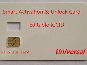 تفعيل الذكية فتح بطاقة SIM لفون 6S 7 8 X XS XR 11 12 4G 5G IOS14.4 OneSim Gevey