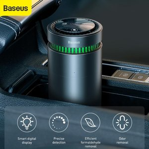 Baseus Car Air Freshener Remove Formaldehyde Purifier Auto Conditioner Diffuser Interior Accessories