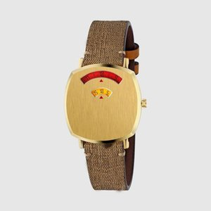 2021 Classic cartoon pattern Womens digital fashion Quartz Watch with Gold-Tone Case Ladies Stainless Steel Watches luxury brand montre de luxe women wristwatches