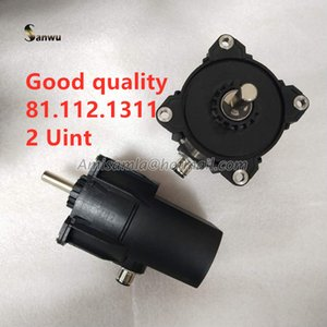 2 Uint 81.112.1311 Offset Printing SM102 Machine CD102 24V Motors Motor For Heidelberg