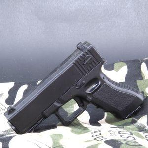 Mini Alloy Pistola Desert Eagle Glock Beretta Colt Juguete Pistola Modelo Shoot Soft Bullet para adultos Colección Niños Regalos