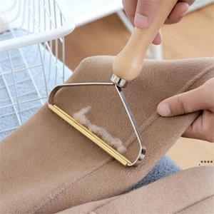 Manuale Lint Remover Vestiti Fuzz Tessuto Rasoio Rasoio Trimmer Rimozione Rullo Rullo Pennello Brush Brush Strumenti di pulizia Mare Spedizioniere FWA5273